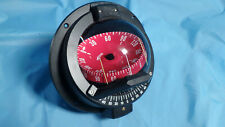 Ritchie Navigator BN-202 Lighted Bulkhead Compass with Clinometer NEW