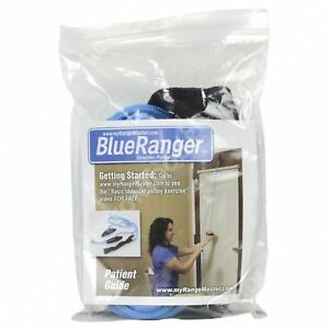 Blue Ranger 010315 Basic Shoulder Therapeutic Exercise Over the Door Pulley