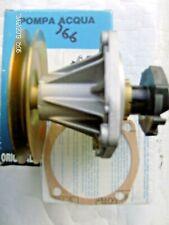FIAT X19 WATER PUMP