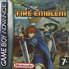Fire Emblem (Nintendo Game Boy Advance, 2004)
