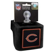 """NFL Chicago Bears Shin Shield Hitch Cover Ball Mount Class V 2 1/2"""" Game Day"""