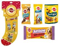 PEDIGREE Dog Christmas Stocking Filled With 4 Tasty Treats | BUY 2+ GET 12% OFF