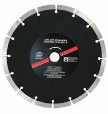 "DEKTON DRY CUT SEGMENTED DIAMOND TIPPED BLADE  9"" 230mm 22mm 9 inch"