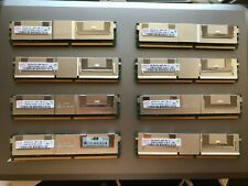 32GB (8 x 4GB) DDR2 PC2-5300F 2RX4 ECC FB-DIMM Server Memory RAM