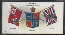 BIGG (W.O.)-FLAGS OF ALL NATIONS (HORIZONTAL BACK)-#16- VICTORIA