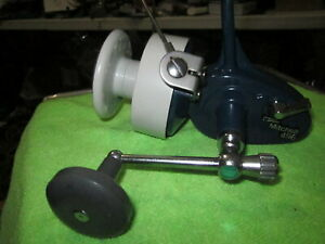 Mitchell 496 spinning reel very nice, used.