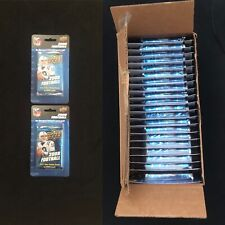 2008 Upper Deck (2) Blister/Fat Packs (36 Cards) *Possible Tom Brady AUTO🔥