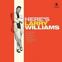 Williams- Larry	Here's Larry Williams + 2 Bonus Tracks (New Vinyl)