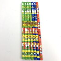 Vintage HB Miffy Rabbit Pencil Lot of 7 Rare 1999 NEW - Free Shipping
