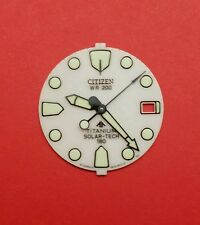 Watch Citizen Solar Dial + 3 Luminous Hands Caliber 7879A .Repair parts