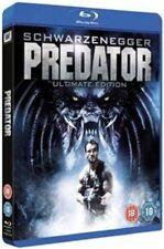 Predator 5039036044653 With Arnold Schwarzenegger Blu-ray Region B