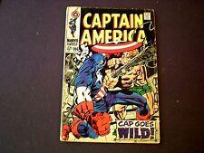 Captain America 106 (1968), Cap Goes Wild, Marvel BC1