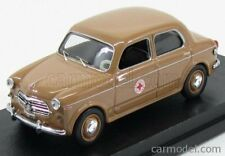 Rio-models 4468 scala 1/43 fiat 1100/103 croce rossa italiana c.r.i. ambulanza