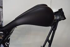 Harley Davidson Fiberglass Stretched 6 Gallon tank Shrouds & Dash Panel 2008-14