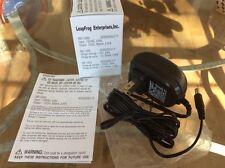 Genuine LEAPFROG LeapPad A/C Power Adapter Output 5VDC 500mA, 2.5V NIB Free Ship