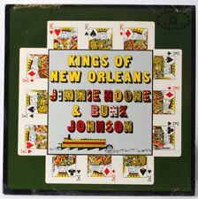 Jimmie Noone e a castello Johnson, Kings of NEW ORLEANS Vinile Record/LP * Usato *