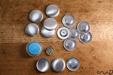 60L Button Making Tool and 10 Blank Self Cover Button Sets 38mm Sewing Craft Kit