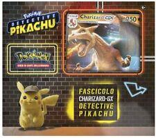 Pokémon - Fascicolo Charizard GX - Detective Pikachu - italiano