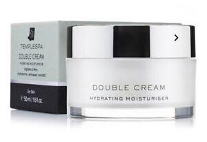 Temple Spa Double Cream Moisturiser. RRP £38. Brand New With Box