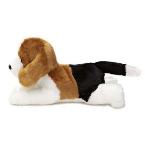 Homer Aurora Plush Stuffed Animal Toy Cute Cuddly Beagle Dog Puppy Doggy 8 Inch