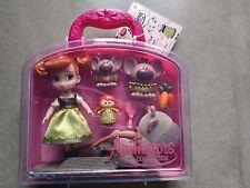 Coffret Mini Poupée Animator ANNA - NEUF et certifié AUTHENTIQUE Disney -