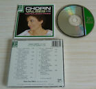 CD ALBUM CLASSIQUE FREDERIC CHOPIN 14 VALSES MARIA JOAO PIRES 14 TITRES 1985