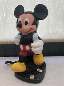Vintage RARE Mickey Mouse Telephone