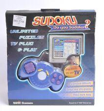 SUDOKO TV PLUG & PLAY ELECTRONIC GAME