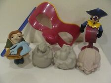 4 x McDonald's Happy Meal Toys -The Hunchback of Notre Dame (Voir détails) - (3)