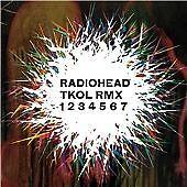 Radiohead - TkKOL RMX 1234567 (NEW CD) not sealed