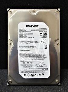 """STM3500630AS Maxtor 500GB 7200RPM 3Gb/s 16MB 3.5"""" SATA Hard Drive"""