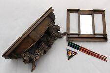 Dollhouse Artisan Harville Wood Renaissance Crossbow /& Arrows Archery Miniature