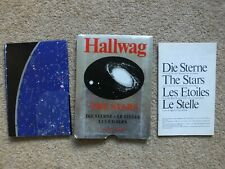 HALLWAG THE STARS 1974 VERY RARE MAP