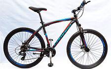 "Mountainbike 27,5"" bicicleta GT ALUMINIO MTB, 21 Shimano, Disc Brake Sparkle, zoom stem"