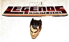Marvel Legends Exclusive Figure Series Namor No Beard Head Piece (1) Lot Hasbro