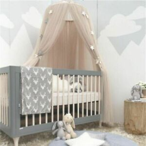 Mosquito Net Bed Curtain Tent Baby Crib Hung Princess Play Tent Decorations