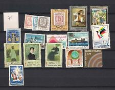 1975 MNH Finland year complete according to Michel system