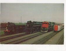Canadian National Railways 1972 Postcard 435a