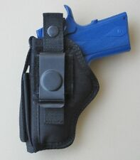 """Hip Holster for PARA WARTHOG, STEALTH, SLIM HAWG & CARRY with 3"""" Barrel"""