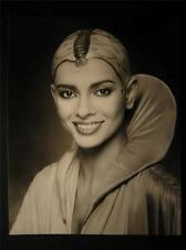 Persis Khambatta VINTAGE Oversize 11x14 PHOTO By Harry Langdon OS22