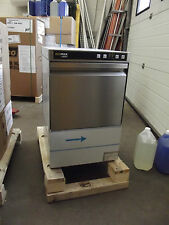 Hobart Commercial Glasswasher ECOMAX G404 Front Loading - 16 Pint Capacity