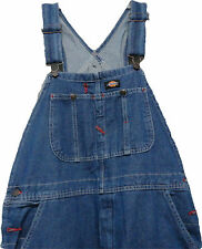 Dickies 8396SNB Stone Wash Bib Overall            WAIST Size: 30 to 50