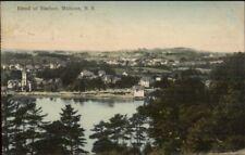 Mahone NS Nova Scotia Head of Harbor c1910 Postcard