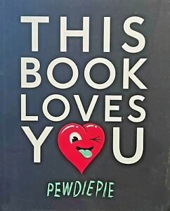 This Book Loves You by Pewdiepie (Paperback, 2015)