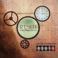 RUSH - TIME MACHINE 2011-LIVE IN CLEV 2 CD ROCK NEU