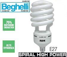 BEGHELLI LAMPADINA 75% 45W = 185W E27 6500K LUCE BIANCA DAYLIGHT 2900 LM! NO LED