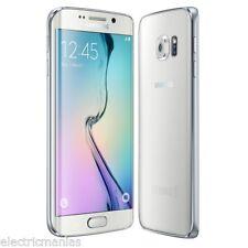 Samsung Galaxy S6 edge 32GB Bianco Cellulare Sbloccato 4G Smartphone Fingerprint