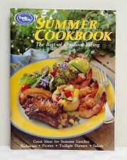 Summer Cook Book: The Best Of Outdoor Eating
