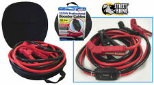 Toyota Cressida 12/24v Booster Cables 480 Amp with Battery Alternator Tester