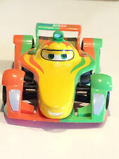 Disney Pixar Cars 2 WGP Rip Clutchgoneski World Grand Prix 2013 Mattel Diecast C